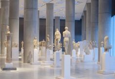 Acropolis Museum Will Be Open On Mondays From 1 April