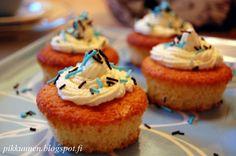 Pikkuunen: Muffinssit