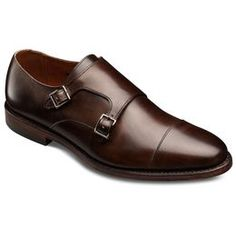 """Allen Edmonds Mora 2.0 Monk Straps""   I could see wearing the double monk strap loafers in brown."