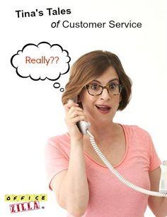 TRUE Customer Service funnies ...