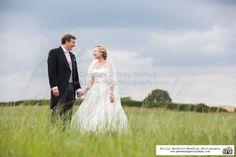 #Bride & #Groom in English Countryside near @BartholomewBarn #Sussex