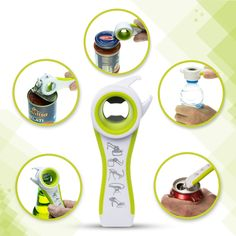 No more breaking your nails or cutting or hurting your hands trying to open pop top cans, bottles or jars - the 5 in 1 Easy Opener has arrived to make your life so much easier!  http://www.amazon.com/Screwpull-Levers/dp/B00V311OCS/ref=sr_1_2?ie=UTF8&sr=8-2&keywords=screwpull+levers