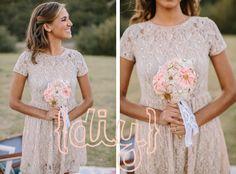 The Sweetest Engagement: TLT: DIY Fabric Flower Bouquet Tutorial