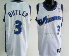 http://www.xjersey.com/wizards-3-butler-white-jerseys.html Only$34.00 #WIZARDS 3 BUTLER WHITE JERSEYS Free Shipping!