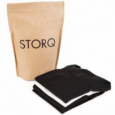 Storq Essentials Bundle  Such a great way to get high-quality clothes you'll use throughout your whole pregnancy(ies).  These will never go out of style!
