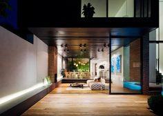 ♥ Victorian Home in Melbourne by Matt Gibson