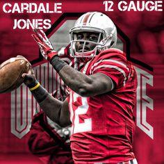 "Cardale Jones......""12 Gauge"""