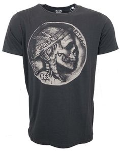 EDWIN Mens T Shirt Men's Hobo Coin Black T-Shirt. 100% Authentic by EDWIN | eBay