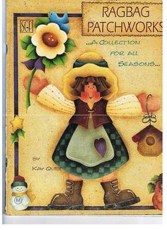 Ragbag patchworks - a collection for all seasons - EL TALLER DE CRIS CRIS - Picasa Web Album