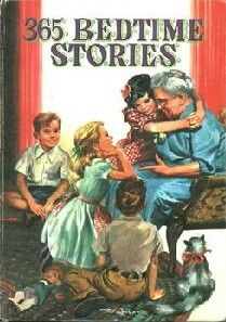 "Mom loved ""365 Bedtime Stories"" by Nan Gilbert, especially because of the maps."