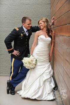 great moment captured and love the dress