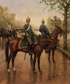 Dragones de Montesa 1909