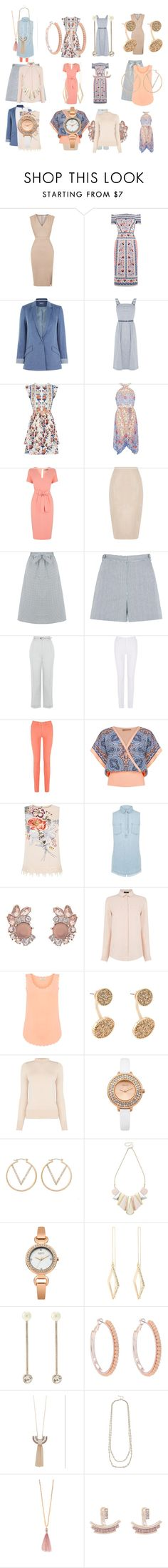 """""""Untitled #3741"""" by luciana-boneca on Polyvore featuring Oasis"""