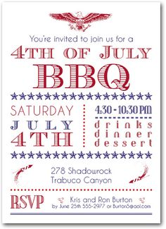 wording for memorial day invitations