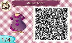Festliches | QR-Codes - Animal Crossing: New Leaf