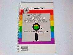 Tandy Color Computer 1, 2, 3 – Color Computer Disk System Manual Cat.No.26-3131 #Tandy