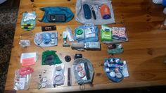 Making Small Things Smaller To Save Weight and Space: Ultralight Hiking, Ultra Light Backpacking.