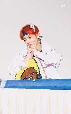#V #Taehyung #BTS #fanmeeting