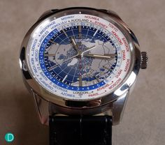 fcd560dbd29 JLC Geophysic Universal Time in Stainless Steel.
