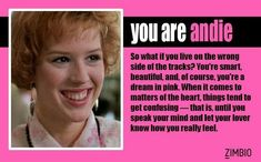 I took Zimbio's 'Pretty in Pink' quiz and I'm Iona! Online Quizzes, Take My, Pretty In Pink, You And I, Things To Come, Let It Be, Quizes, Buns, Pop