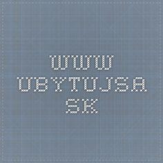 www.ubytujsa.sk Tech Companies, Company Logo, Coding, Logos, Logo, Programming