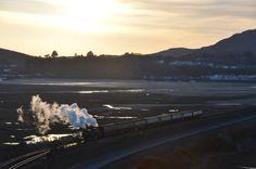 Ffestiniog Railway Sunset