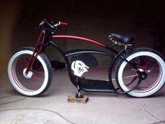 Bike Beach Cruiser Bikes, Cruiser Bicycle, Beach Cruisers, Velo Vintage, Vintage Bikes, Sidecar, Trike Scooter, Lowrider Bicycle, Power Bike