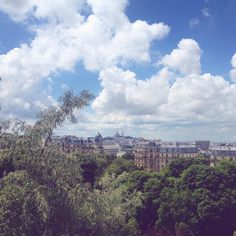 Oh well #Paris! Your parks the views... #weekendgetaway #thisisparis