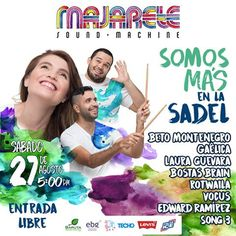 Majarete Sound Machine, la banda de funk, disco music y acid jazz de Venezuela…