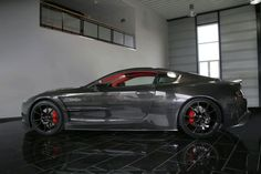 Carbon Fiber Aston Martin DB9