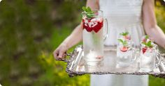 Driscoll's Strawberries are a refreshing touch to any special occasion. | Driscolls.com