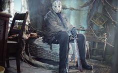 horror movies jason friday the jason voorhees wallpaper Halloween Meme, Halloween Horror, Happy Halloween, Halloween Tricks, Halloween Stuff, Halloween Shirt, Horror Movie Characters, Horror Movies, Slasher Movies