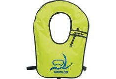 SNORKELPRO CURRENTS SNORKEL VEST