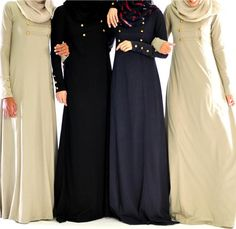 me and my girls rock these all day everyday baby. modesty!