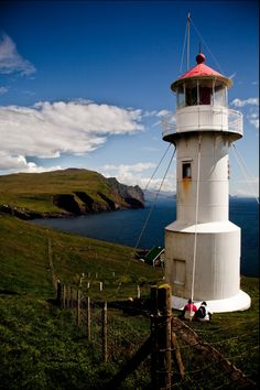 Lighthouse, Faroe Islands