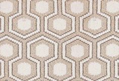 A hexagonal design defines this wool rug with a timeless, yet also quite contemporary, sense of color and shape. Hexagon House, David Hicks, Toss Pillows, Woven Rug, Tool Design, Vintage Rugs, Textile Design, Living Room Decor, Carpet