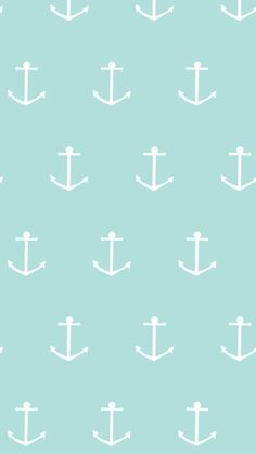 White anchors on turquoise | Zygomatics, July 2015 [Original post in French]