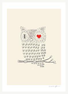 I Love You Owl Typography iPhone 5 Wallpaper Owl Illustration, Iphone 5 Wallpaper, Owl Crafts, Owl Art, Cute Owl, Always Love You, Make Me Happy, Cute Drawings, Lyric Drawings