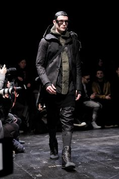 Paris Fashion Week | Boris Bidjan Saberi F/W 2013