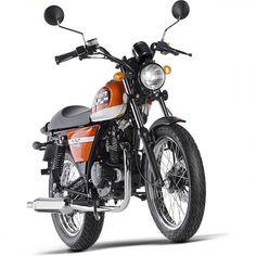 5a4272edf1ed Moto Seventy 125cc - Motos 125cc - Motos