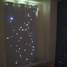 Twinkle Curtain Cancer now featured on Fab.
