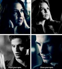 Kol and Davina #kolvina #theoriginals season 2 and 3 tumblr