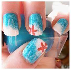Beach nails!