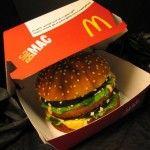 Big Mac Cake