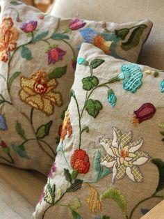 almohadón de algodon
