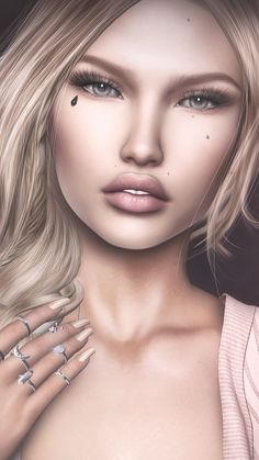3d, 3D art, art girl, artists, background, beautiful, beautiful girl, beauty, beauty girl, cartoon, cinema4d, design, drawing, fashion, fashionable, girl, illustration, illustration girl, inspiration, luxury, makeup, pastel, pretty, wallpaper, wallpapers, | girl, cute and fashion