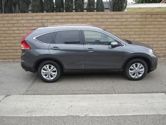 My review of the 2012 Honda CR-V