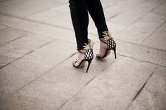Street Style Shoes at New York Fashion Week spring/summer 2014   The CITIZENS of FASHION