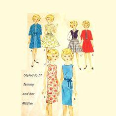 Vintage 1960s Tammy Doll Pattern Butterick by RebeccasVintageSalon, $12.00