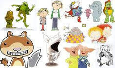 Tired of Dora and Thomas? Try These 15 Fantastic Children's Book Characters Instead!